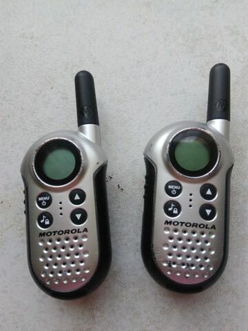 """Рация """"Motorola"""""""
