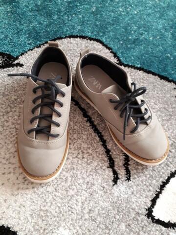 Сірі туфельки від ZARA