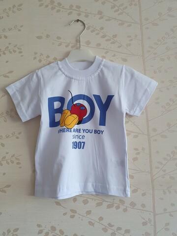 Костюм комплект футболка шорты мики маус 104