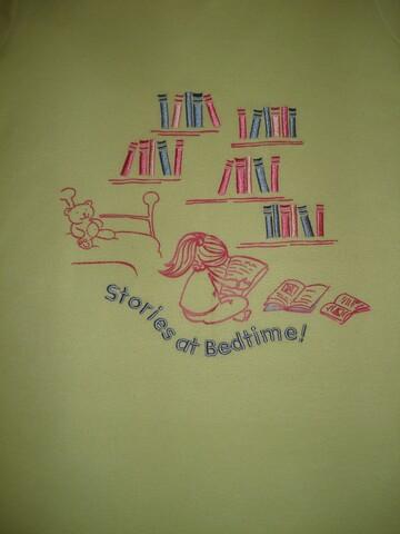 Ночная рубашка Mothercare на девочку 5-6 лет
