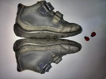 Geox кожаные ботинки