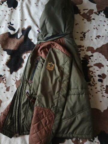 Осіння курточка для хлопчика