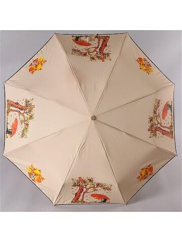 Механический компактный подростковый зонт Airton