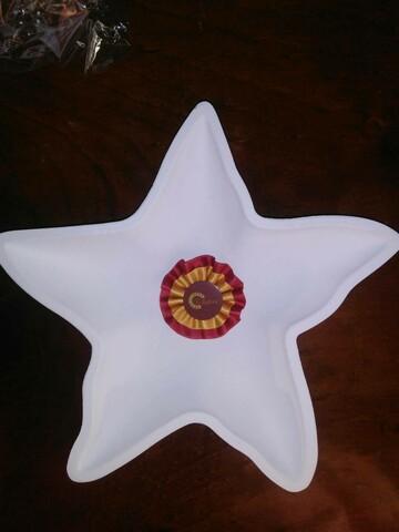 Звезда для раскрашивания