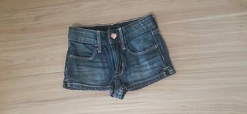 Джинсовые шорты унисекс