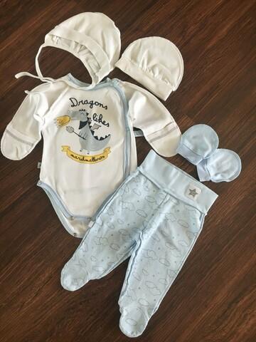 Набор для новорождённого р.56