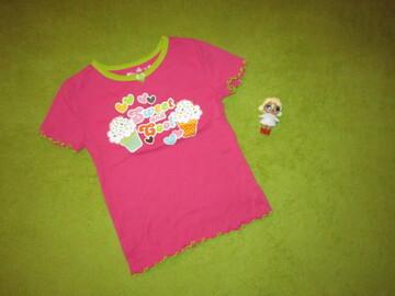 100% хлопковая футболка на девочку 5 лет