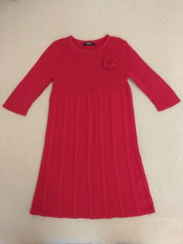 Платье George на девочку 8-9 лет