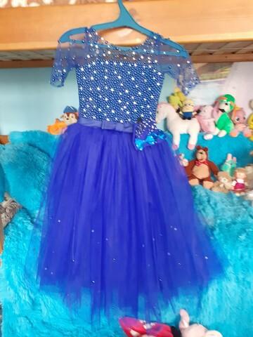 Платье на празник