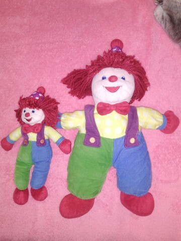 Семейка клоунов