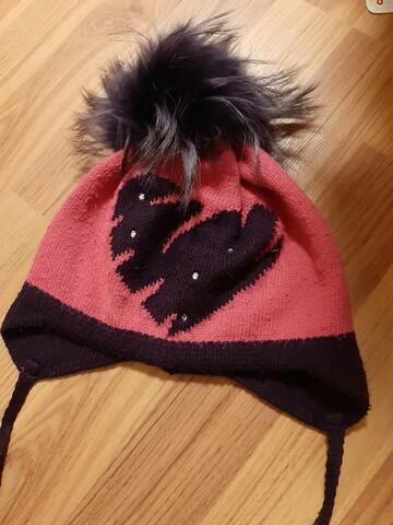 Зимний комбинезон + шапка в подарок