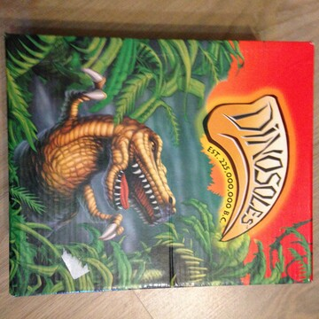 Сандалии Dinosoles