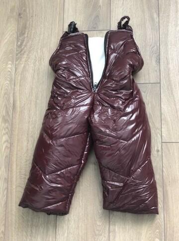 Продам зимний костюм двойка