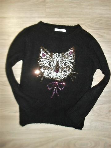 Теплый свитер Маркс Спенсер на 10-11лет