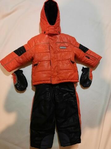 Детский зимний костюм, комбинезон Chicco