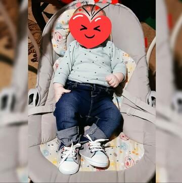 Кресло-качалка CARRELLO Nanny отлично подойдет для новорожденного малыша.