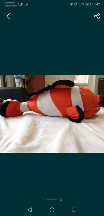 Игрушка рыба Немо