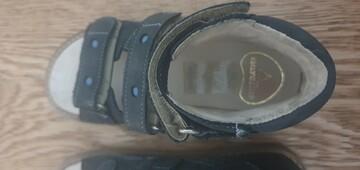 Летние сандали Аурелка