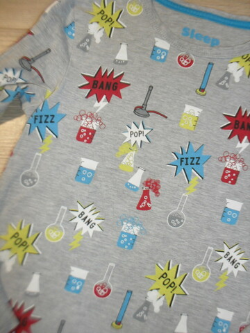 Пижама трикотажная на 7-8лет рост 128