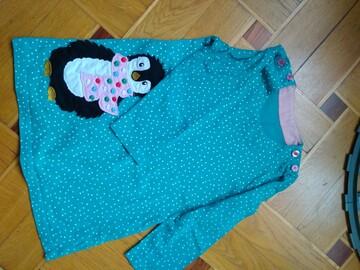 Два платья, девочка , 3-4 года
