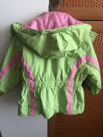 Куртка демисезонная 3 года