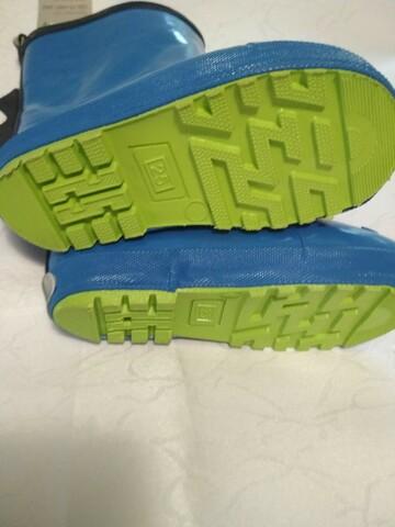 Новые резиновые сапоги Impidimpi 25 размер