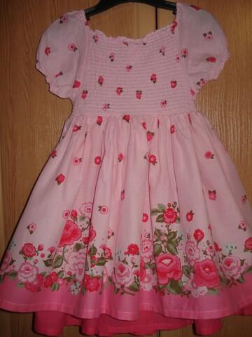 Нарядное платье H&M на девочку 2-3 лет