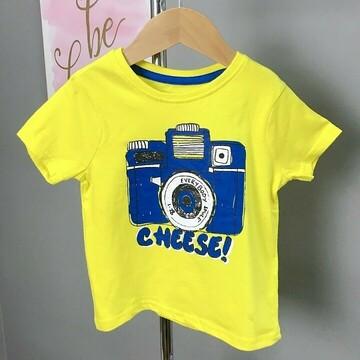 Качественные футболочки для мальчиков