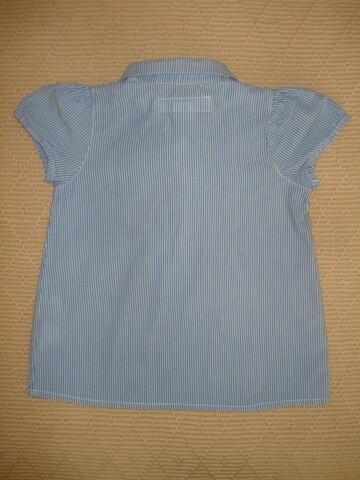 Блузка-туника H&M на девочку 9-12 мес.