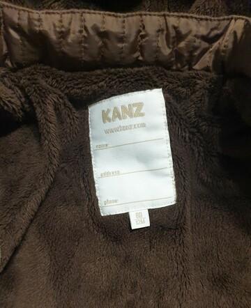 Курточка коричневая