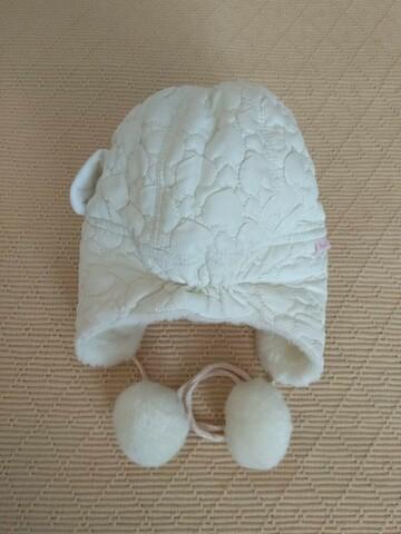 Зимняя шапка Pupill на девочку 3-4 года