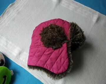 Красивая шапочка на девочку 2_4 голика