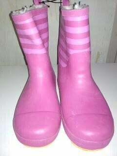 Новые резиновые сапоги Alive для девочки