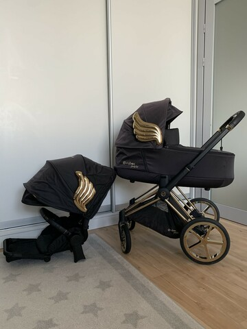 Коляска Cybex Priam Jeremy Scott 2019