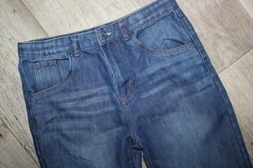 Подростковые джинсовые шорты шорти бриджи шорты джинс 13-14 лет Slim Denim Co 13-14 лет, рост 158-164 см.