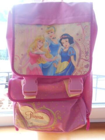 рюкзак Disney Три принцесы