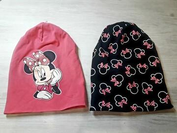 Набір шапочок на дівчинку