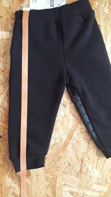 Штаны для мальчика, осень- зима, штанишки  с утеплением. на полтора - 2 годика. Турция.Новые.