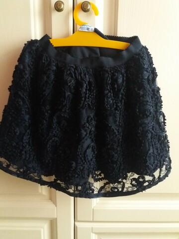 Синяя юбка mayoral