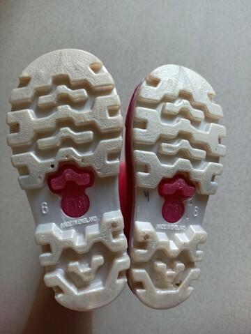 Блискучі гумові чобітки , резиновые сапожки