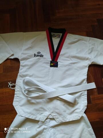Белое кимоно