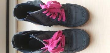 Ортопедические ботинки, каблук Томаса