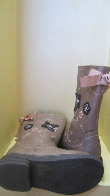 Круті чобітки для принцеси