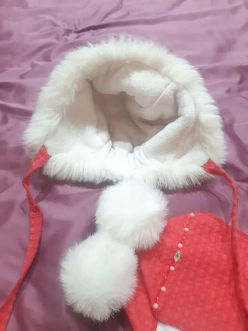 Зимняя шапка на 3_5 лет