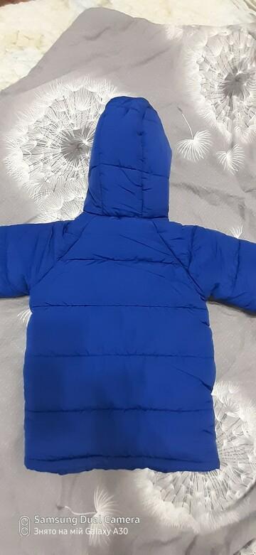 Куртка для хлопчика фірма pepco .