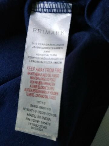 На 8-9 лет трикотажная блузочка реглан. Праздничный принт