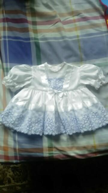 Сукня для новонароджених