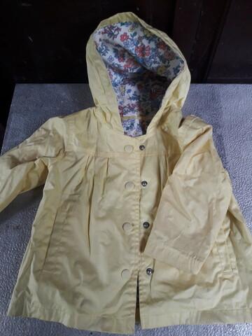 Комплект курточка + плащ