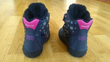 Зимние ботинки Geox