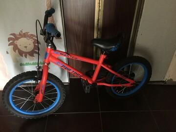Детский велосипед Pro Tour на рост до 125см., от 5-7 лет.